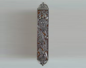 7 Species Mezuzah